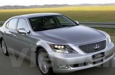 Toyota sẽ thu hồi Lexus LS ở Nhật do lỗi tay lái