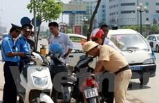 TP.HCM xử phạt hơn 1.000 vụ vi phạm giao thông