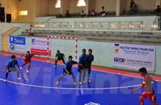 Khởi tranh Giải bóng đá Futsal quốc tế Đắk Lắk