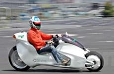 Hãng Axle Corp ra mắt chiếc xe máy điện EV-X7