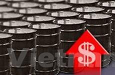 Giá dầu phục hồi trở lại trên các thị trường châu Á