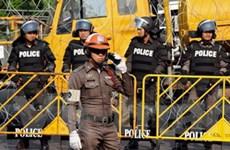 Chính phủ Thái triển khai 2.000 cảnh sát ở thủ đô