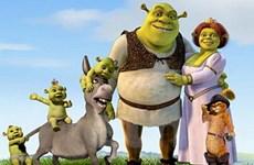 """""""Shrek Forever After"""" thống lĩnh các rạp Bắc Mỹ"""