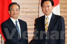 Lập đường dây nóng giữa thủ tướng Trung-Nhật
