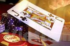 """Bắt 1 tên """"trùm"""" tổ chức đánh bạc xuyên biên giới"""