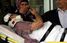 Phiến quân người Kurd tấn công binh sĩ Thổ Nhĩ Kỳ