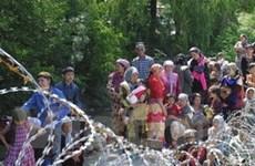 Uzbekistan đóng biên giới để ngăn người chạy nạn