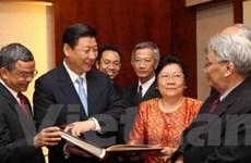 Lào và Trung Quốc ký 18 văn bản hợp tác kinh tế