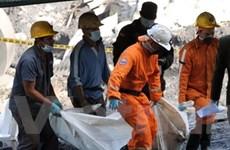 Colombia ngừng tìm kiếm nạn nhân vụ sập hầm mỏ