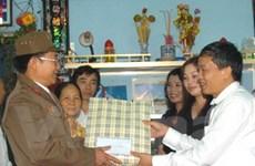 Hà Nội: Hơn 38 tỷ đồng tặng quà gia đình chính sách