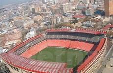 FIFA đánh giá cao các sân vận động của Nam Phi