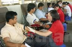 Luxembourg hỗ trợ an toàn truyền máu ở Việt Nam