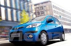 SK Energy cung cấp pin cho xe điện Hyundai, Kia