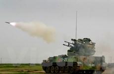 Israel diễn tập quân sự gần biên giới với Lebanon