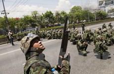 Thái Lan dỡ bỏ tình trạng khẩn cấp tại ba tỉnh