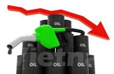Giá dầu giảm xuống mức thấp nhất trong sáu tuần
