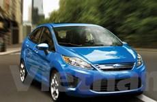 Hãng Ford sẽ tạm ngừng giao hàng loại xe Fiesta