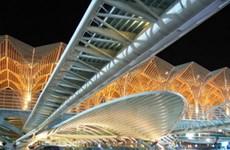 Ukraine khởi động ga hàng không phục vụ Euro 2012