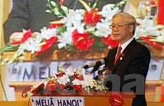 Khai mạc trọng thể Đại hội đồng AIPA-31 ở Hà Nội