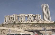 Mỹ và Israel thảo luận vấn đề khu định cư Do Thái