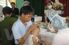 Bắt đầu tiêm bổ sung vắcxin sởi cho 7,5 triệu trẻ