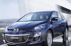 Mazda sản xuất xe CX7 ở Trung Quốc vào cuối năm