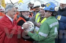 Chile: Người thợ mỏ cuối cùng đang được giải cứu