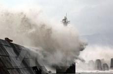 Siêu bão Megi đổ bộ vào Philippines, 1 người chết