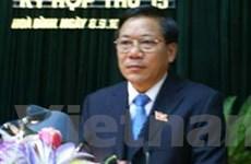 Ông Hoàng Việt Cường tái đắc cử Bí thư Hòa Bình