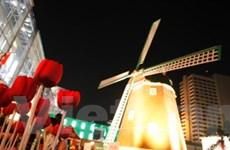 """""""Ngôi làng Hà Lan"""" đã đến Thành phố Hồ Chí Minh"""