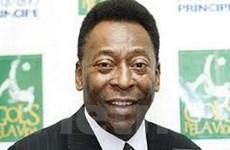 """Lễ sinh nhật lần thứ 70 của """"Vua bóng đá"""" Pele"""