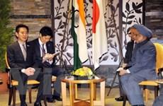 Ấn Độ-Nhật Bản thúc đẩy hợp tác hạt nhân dân sự