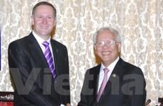TP.HCM mong muốn tăng hợp tác với New Zealand