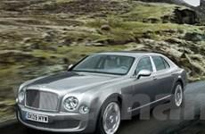 Bentley Mulsanne là limousine tốt nhất cho sự kiện