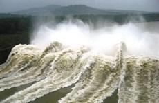 8 hồ chứa lớn tại Quảng Ngãi đã vượt qua tràn