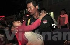 340 người chết vì xô đẩy tại lễ hội ở Campuchia