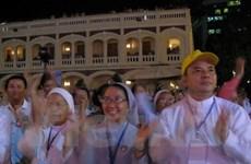 Bế mạc Đại hội Dân Chúa Việt Nam tại TP.HCM