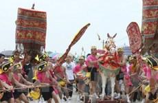 UNESCO vinh danh hội Gióng ở đền Phù Đổng