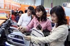 250 doanh nghiệp dự hội chợ thương mại Việt-Lào