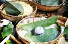 Độc đáo Tết cơm Đe Mường Rậm ở tỉnh Hòa Bình