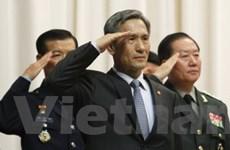 Hàn Quốc chính thức có Bộ trưởng quốc phòng mới
