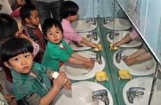 93% số trẻ nhỏ Nam Trung Bộ rửa tay thường xuyên
