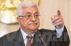Palestine cam kết thỏa thuận hòa bình với Israel