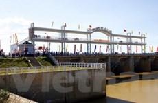 Khánh thành công trình thủy lợi lớn nhất Đắk Nông