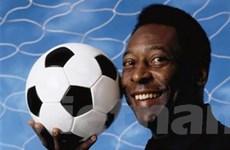 Vua bóng đá Pele dự Lễ hội càphê Buôn Ma Thuột