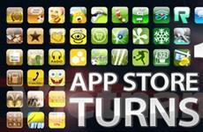 """Microsoft phản đối Apple độc quyền tên """"App Store"""""""