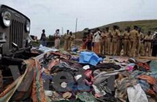 Điện chia buồn về thảm kịch giẫm đạp tại Ấn Độ