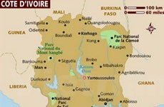 Lập ủy ban giải quyết khủng hoảng ở Cote d'Ivoire