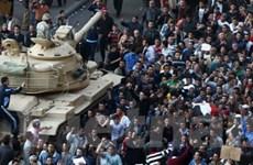 Lộ trình đưa Ai Cập thoát khủng hoảng chính trị
