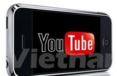 YouTube là web thông dụng nhất với smartphone